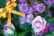 Rose mit Schleife #11