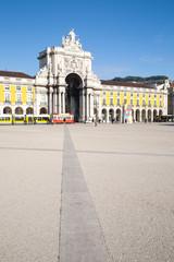 Plaza del comercio - Lisboa