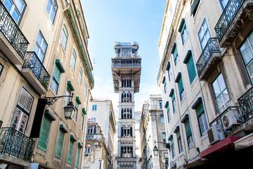 Elevados de Santa Justa - Lisboa