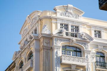 Edificio típico de Lisboa