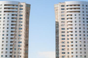 Rascacielos de viviendas - Lisboa