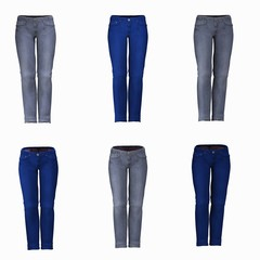 Jeans denim vintage