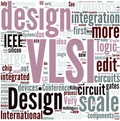 Structured VLSI design Concept
