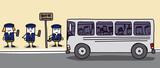 Controleur de bus