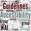 Web Accessibility Initiative Concept