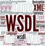 Web Services Description Language Concept poster
