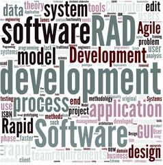 Rapid application development Concept