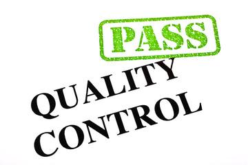 Successful Quality Control