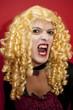Vampire woman
