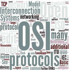 Open Systems Interconnection Concept