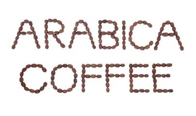 Arabica Coffee Sign