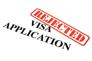 Visa Application REJECTED