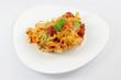 italian pasta bake - italienischer Nudelauflauf
