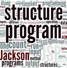 Jackson Structured Programming Concept
