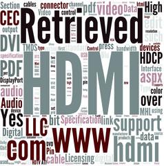 HDMI Concept