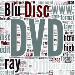 HD DVD Concept