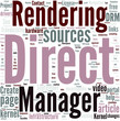 Direct Rendering Manager Concept