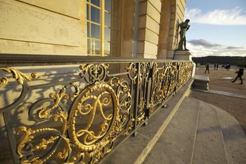 rembarde du château de Versailles