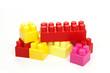 cubes de construction