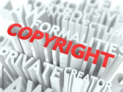 Copyright Background Conceptual Design.