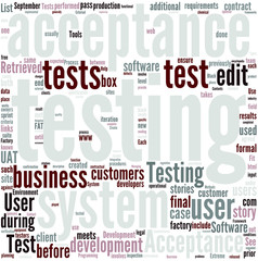 User Acceptance Testing Concept