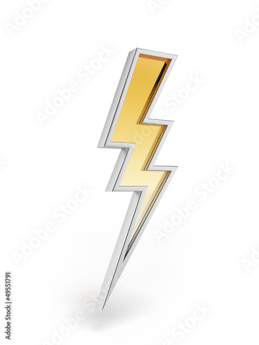 Powerful lighting symbol