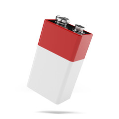 red 9v battery
