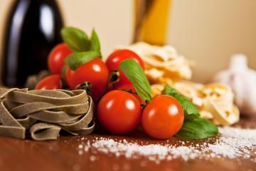 Italian food - tagliatelle