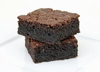 Brownies Schokoladekuchen