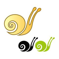 Snail. Logo