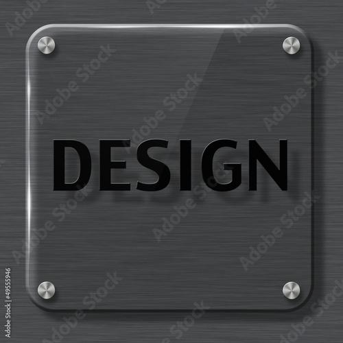 "Panneau "" Design """