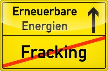 Fracking > Erneuerbare-Energien