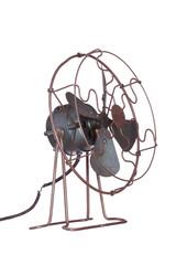 very old ventilator