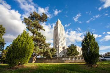 State Capitol von Baton Rouge Louisiana