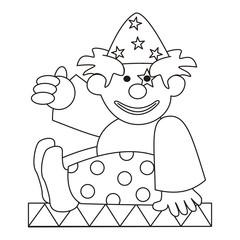 clown-coloring