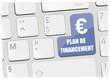 clavier plan de financement