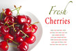 Fresh cherry berries