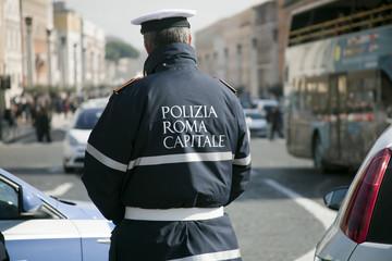 Polizia di Roma