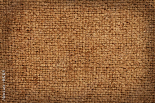 Background of the old burlap