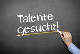 Talente gesucht! poster