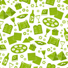 seamless pattern for Passover