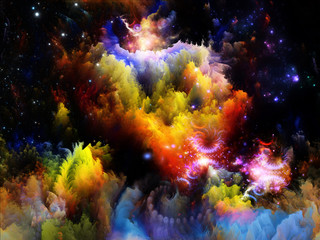 Fractal Dreams Abstraction