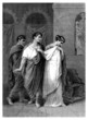 Ancient Rome : Patrician Lovers