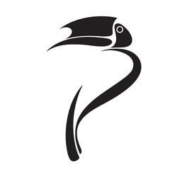 Toucan. Logo