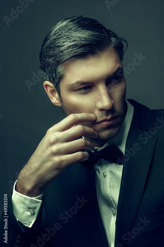 modern male