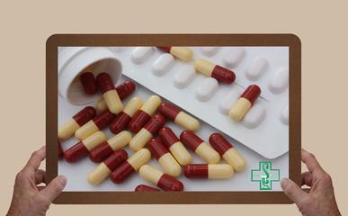 Pharmacie  Médicaments  Internet