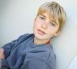 jeune adolescent blond