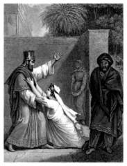 Persia Antiquity : Royal Pair
