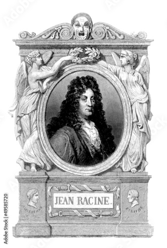 Jean Racine - French Dramatist - 17th century