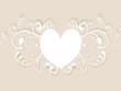 floral, herz, liebe, hintergrund, ornament, valentin,
